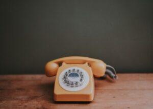 固定電話の番号を変更するデメリット